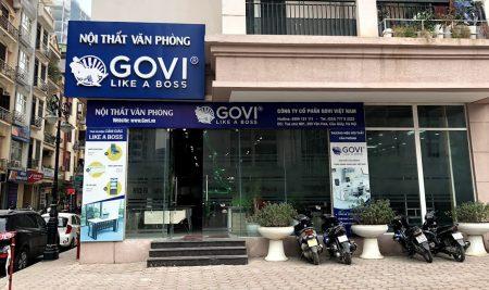 Govi khai trương siêu thị nội thất tại Cầu Giấy