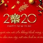 Govi chúc mừng năm mới Canh Tý