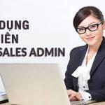 Govi tuyển dụng sales admin tại showroom năm 2020