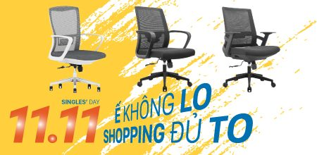 |11-11|: Ế không lo, shopping đủ to, sợ gì ế, đến ngay Govi mua sắm ngay hôm nay!