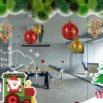 Bật mí một số phong cách trang trí cho Giáng Sinh 2020 tại văn phòng