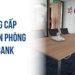 Govi cung cấp lắp đặt nội thất văn phòng cho MBBank