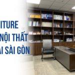 Govi Furniture cung cấp vận chuyển nội thất đến văn phòng tại Sài Gòn