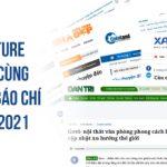 Govi Furniture đồng hành cùng các cơ quan báo chí trong năm 2021