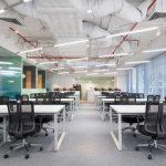 5 Mẫu thiết kế văn phòng đẹp theo xu hướng 2021